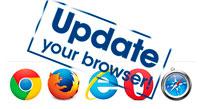 нужно ли обновлять браузер