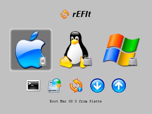 как установить windows на mac os