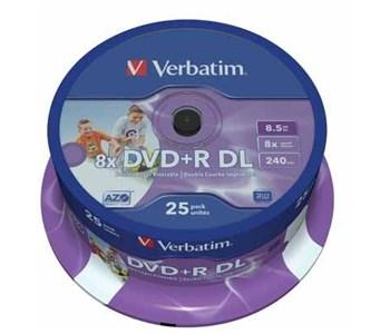 записать на DVD диск большой объем  информации