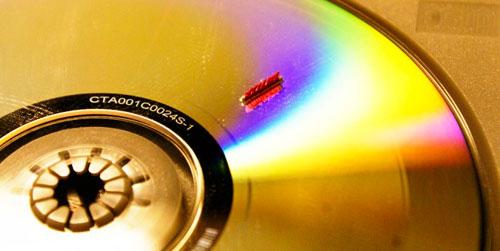 dvd привод не читает диски