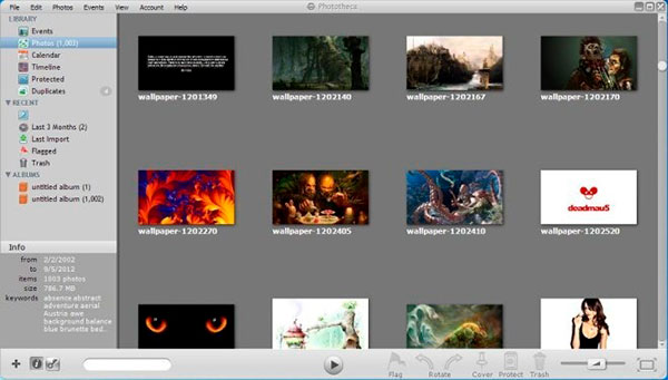 программы для организации хранения фотографий